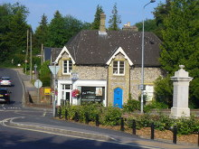 Horndean, Village Salon, Hampshire © Colin Smith